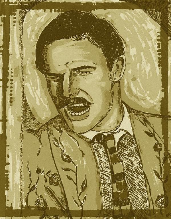 Marlon Brando by didgiv